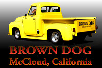 Brown Dog Gallery & Gifts, McCloud, CA