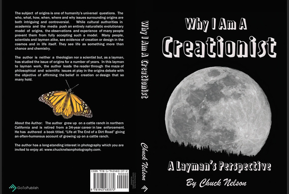 WHY I AM A CREATIONIST