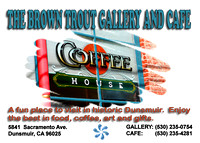 BROWN TROUT GALLERY & CAFE