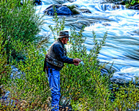 FISHING THE McCLOUD #1A