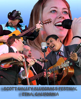 SCOTT VALLEY BLUEGRASS FESTIVAL #1