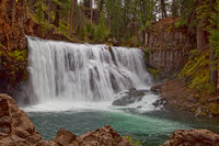 #353 - MIDDLE FALLS ON THE McCLOUD #14 TA (1:1.5)