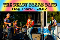 THE DEADY BEARS BAND IN HOY PARK