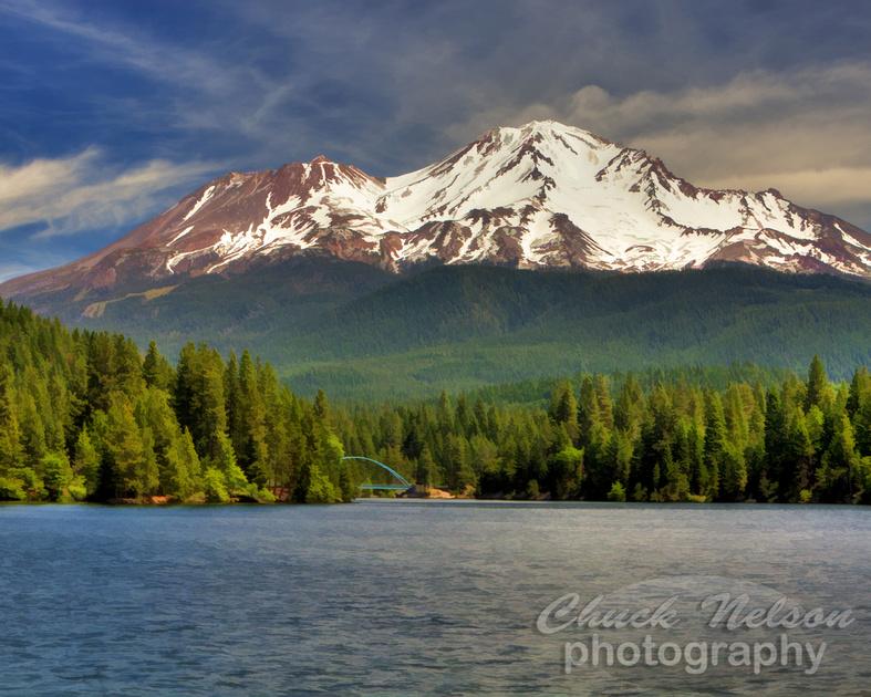HDR Mount Shasta