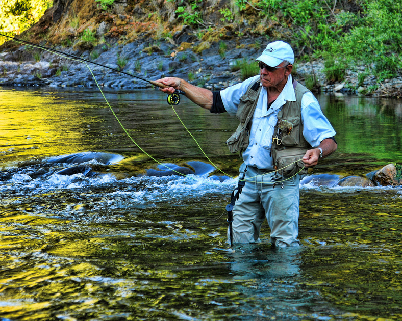 Chuck nelson photography fishing 1 1 for Sacramento river fishing spots