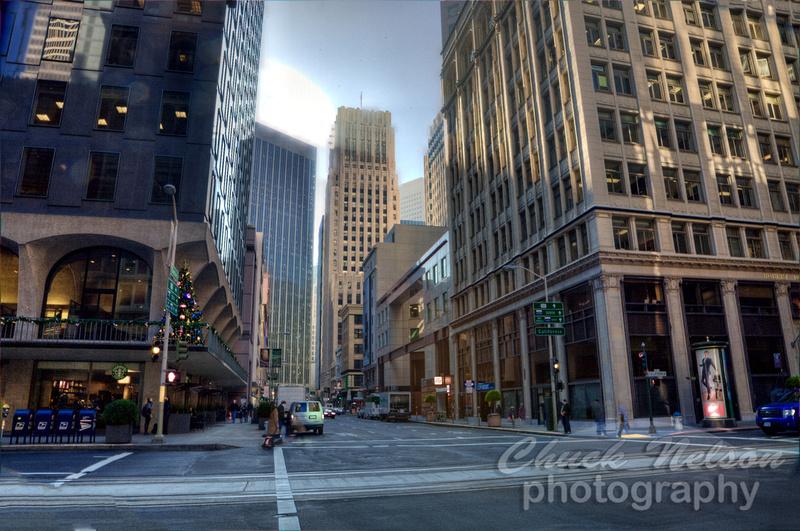 Some San Francisco Scenes