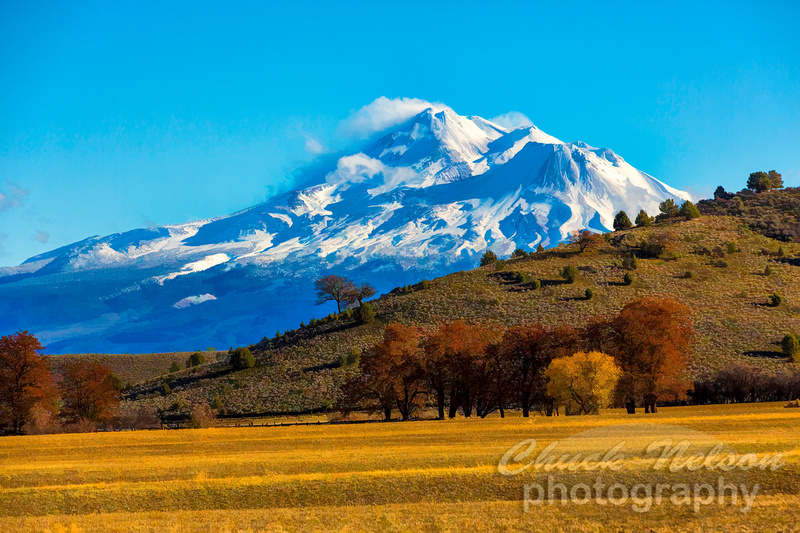 Some Views of Mount Shasta