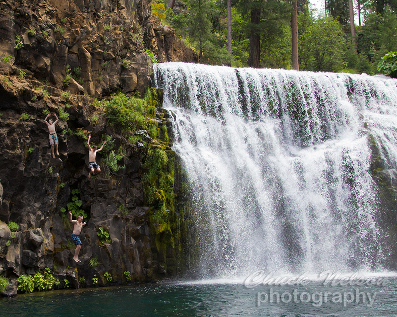 Waterfall Jumpers