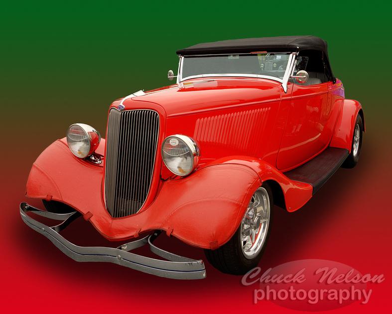 Vintage Cars - Car Show