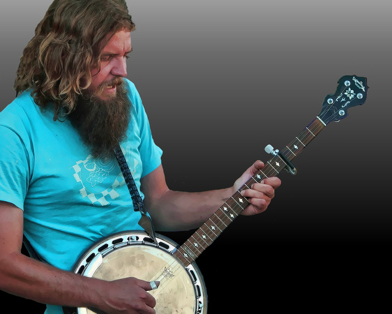 So Easy A Banjo Player Can Do It