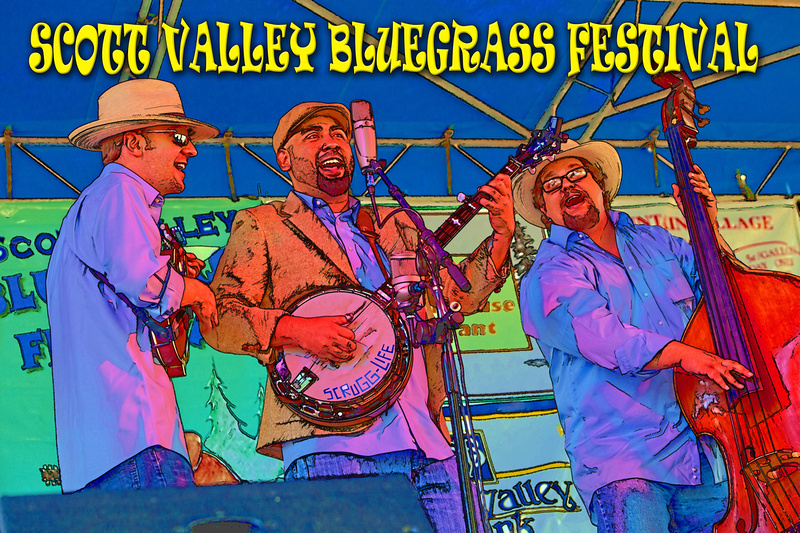 Scott Valley Bluegrass Festival